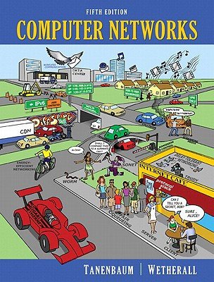 Computer Networks By Tanenbaum, Andrew S./ Wetherall, David J.