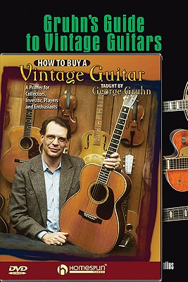 Gruhn Vintage Guitar Pack By Gruhn, George